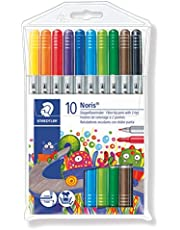 Staedtler Noris Club Double Ended Fibre Tips
