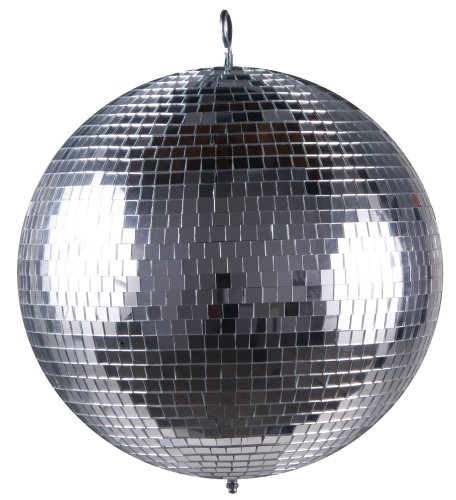 Hanging Disco Ball (American Dj M-1212 12 Inch Mirror)