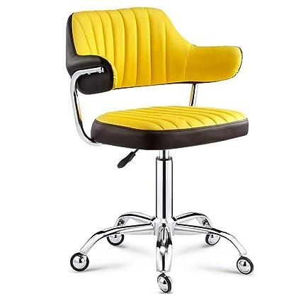 Amazon.com: High backrest Home Office Lounge Chair, PU ...