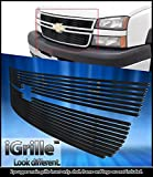 05 2500hd grill - Stainless Steel eGrille Billet Grille Grill For 2006 Chevy Silverado 1500/05-06 2500HD/3500