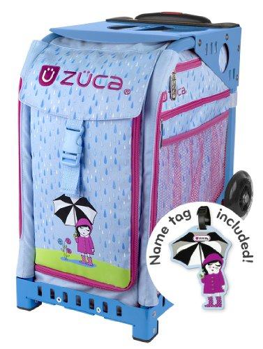 ZUCA April showers ice skating bag (blue frame)