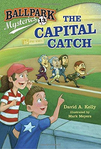 Ballpark Mysteries 13 Capital Catch