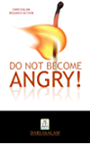 Do Not Become Angry