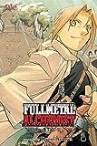 Fullmetal Alchemist, Vol. 10-12 (Fullmetal Alchemist 3-in-1)
