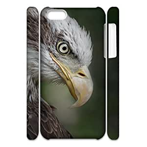 Animals Eagles 3D-Printed ZLB559000 Customized 3D Phone Case for Iphone 5C