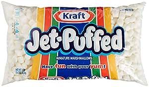 Jet Puffed Miniature Marshmallows - 16 Ounces