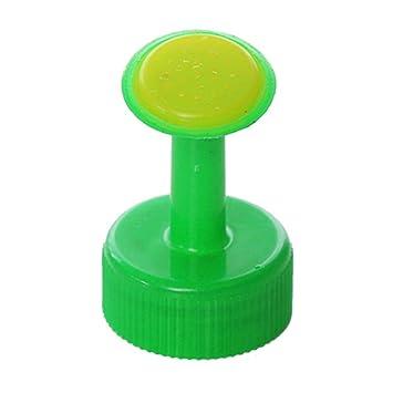 Floralby 4Pcs Mini Bottle Cap Sprinklers Spout Plants Vegetables Seedlings  Watering Garden Gadget Random Color