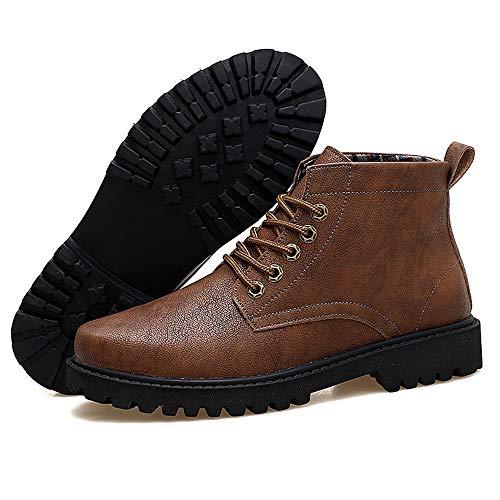 Pour Marron 39 Sry Homme shoes Marron Bottes Eu EwxE1Hfq