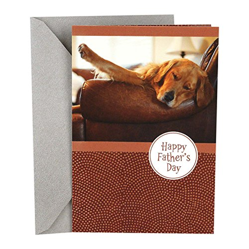Hallmark Father's Day Greeting Card (Relaxing Days)