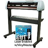 USCutter 34 Inch SC2 Series Vinyl Cutter Laser Enabled w/VinylMaster Design/Cut Software