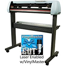 34 Inch USCutter SC2 Series Vinyl Cutter Laser Enabled w/VinylMaster Design/Cut Software