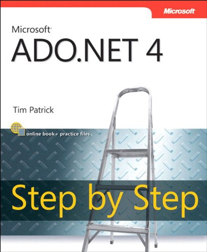 Microsoft ADO.NET 4 Step by Step (Step by Step Developer) (English Edition)