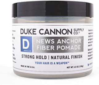 product image for Duke Cannon Supply Co. - News Anchor Fiber Pomade, Fresh Cedar and Sandalwood (4.6 oz) For News Anchor Thick Hair With Slightly Stronger Hold - Fresh Cedar and Sandalwood