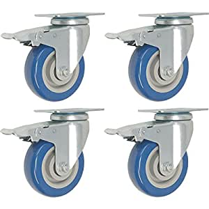 Amazon.com: 500 to 999 Pounds - Casters / Material Handling ...