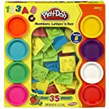 Play-Doh Numbers Letters N Fun Art Toy Toy, Kids, Play, Children