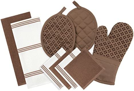 Sticky Toffee Silicone Printed Dishcloth product image