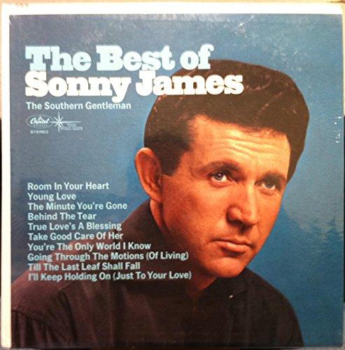 SONNY JAMES THE BEST OF vinyl record (The Best Of Sonny James)
