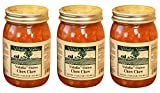 Vidalia Valley Onion Chow Chow, ALL Natural, NO Preservative (3 Packs)