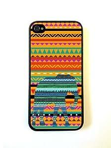 Aztec Elephant iphone 5s Case - For iphone 5s- Designer TPU Case Verizon AT&T...