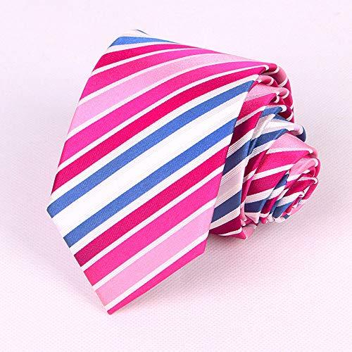 BXW Men's Tie Silk Arrow Tie, 145 cm Long, 7 cm Wide, Surprisingly Stylish Accessories