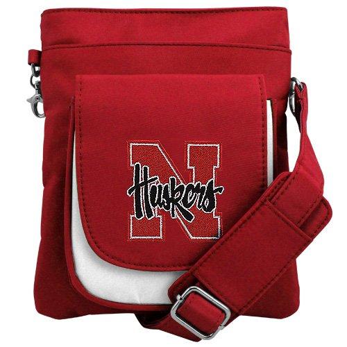 Nebraska Phone - NCAA Nebraska Cornhuskers Crossbody Purse-Handbag-Travel