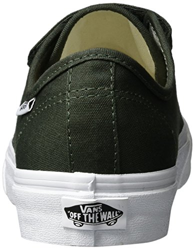 Vans Unisex Schuhe Stil 23 V (Canvas) Skate Sneakers (Canvas) Seesack / True White
