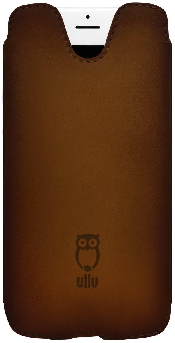 ullu Sleeve for iPhone 8/ 7 - Milk Chocolate Brown UDUO7VT100