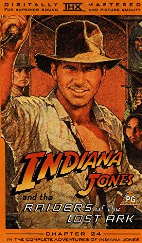 Indiana Jones - Raiders Of The Lost Ark Alemania VHS: Amazon.es: Harrison Ford, Karen Allen, Paul Freeman, Ronald Lacey, John Rhys-Davies, Alfred Molina, Denholm Elliott, Wolf Kahler, Anthony Higgins, Vic Tablian, Don