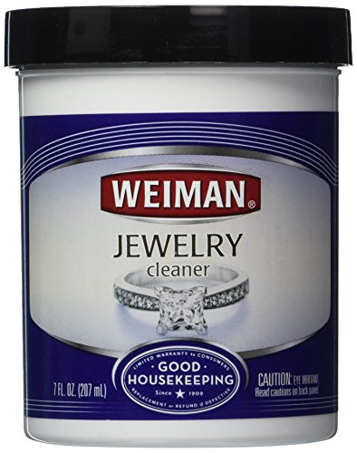 Weiman Jewelry Cleaner - 7 oz - 2 pk