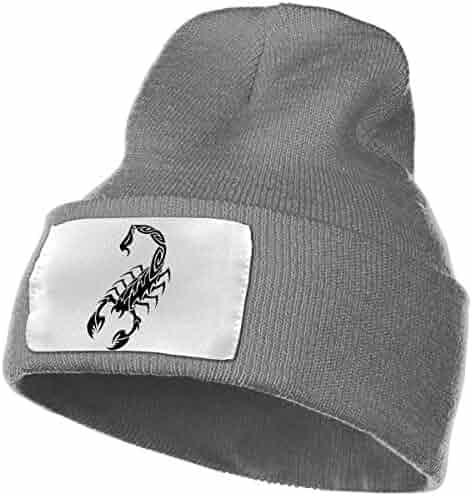 WHOO93@Y Unisex 100/% Acrylic Knit Hat Cap Smiley Christmas Reindeer Cute Ski Cap