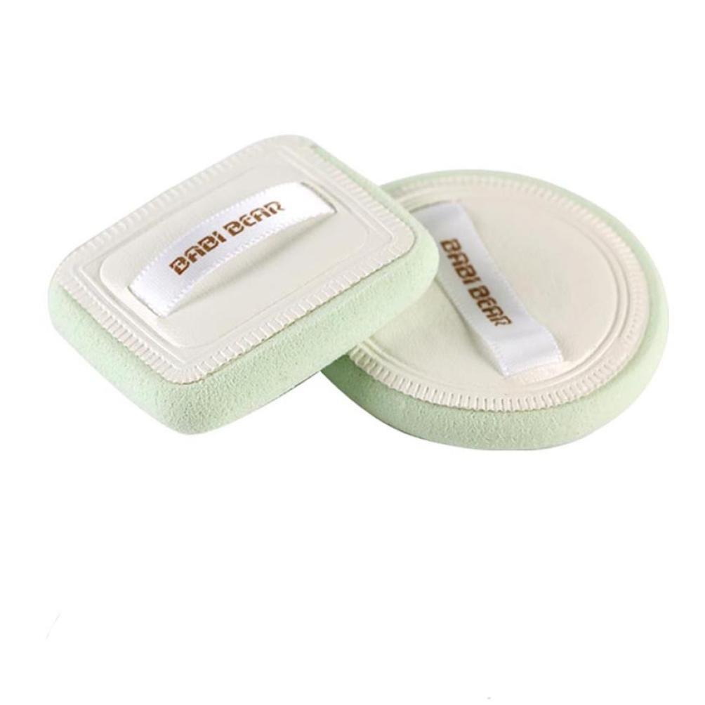 Esponjas, Challeng 1Set soplo de maquillaje de limpieza suave Soplo de polvo de maquillaje facial Facial (blanco): Amazon.es: Belleza