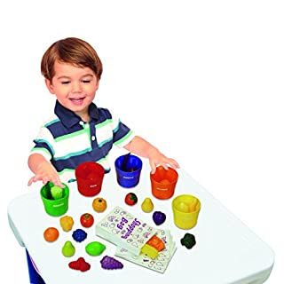Pavlov'z Toyz Learning Food and Bucket Set, Multi