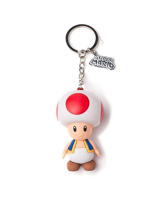 Nintendo 3D PVC Keychain Ocarina 7 cm Bioworld Portachiavi ...