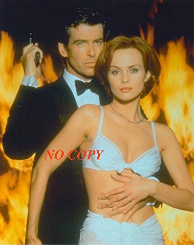 """007 Goldeneye""Drill Brosnan,Izabella Scorupco, Photo 8x10,sp0593"
