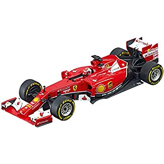 Carrera Evolution - 20027497 - Voiture De Circuit - Ferrari F14 T - K.räikkönen No.7
