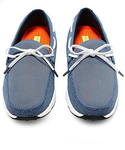 Swims Barco Slate Slate Salto Hombres Zapatos Láser de Brisa rqA1Uwr