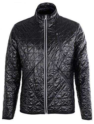 Gramicci Men's Paragon Insulated Jacket, Black, Large