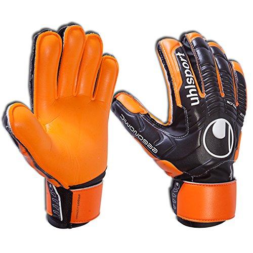 - Uhlsport Soccer Goalkeeper Gloves: Uhlsport Ergonomic Soft SF Junior 4