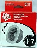 Dirt Devil F7 Hand Vacuum Filter, 3-ME2190-001