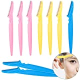 Lot of 9 Lady/Eyebrows Razors/Shavers/Shapers/Ladies Eyes Brows Trimmers/Facial/Face Hair Removers/Make Up Beauty Set/Kit/Removal/Shaving Tools