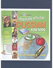 From Russia With Love!: Russian for Kids (Little Linguists, Learn a Language Book)