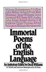 Immortal Poems of the English Language by Oscar Williams (1983-08-03)
