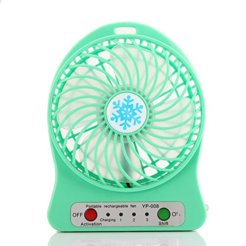 Buy Cheap iLovely Portable Rechargeable Fan Desktop Usb Mini Fan For Home Office and Way