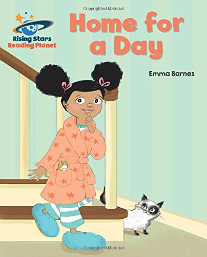 Download Reading Planet - Home for a Day - Gold: Galaxy (Rising Stars Reading Planet) pdf