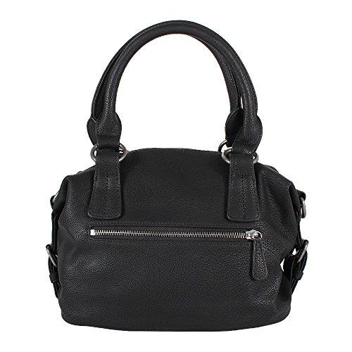 Fritzi aus Preußen Damen Handtasche Hanni Berlin Black