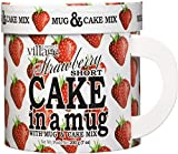 Gourmet du Village Cake in A Mug Strawberry Mix, 7 Ounce