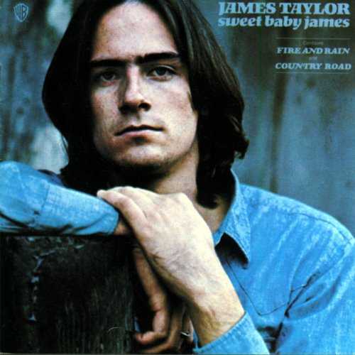 Sweet Baby James (1970) (Album) by James Taylor