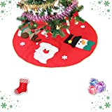 GFTSTORE Christmas Tree Skirt for Christmas Holiday Party...