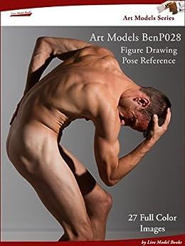 Art Models BenP028: Figure Drawing Pose Reference (Art Models Poses) by [Johnson, Douglas]