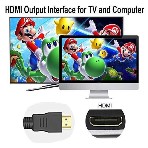 Pokeman Classic Game Console, HDMI HD Super NES Mini Retro Video Game Console TV Game System by Pokeman (Image #1)